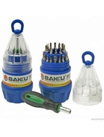 Набор отверток для ремонта электроники BAKU-633-31B