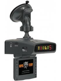 MYSTERY MRD-820HDVS со встроенным видеорегистратором