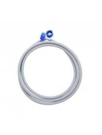 HELFER HLR0020 наливной шланг д/стиральной машины 3м (Г-Г угловой)