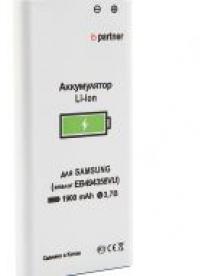 АКБ Partner Samsung SM-G800 (EB494358VU)/S5