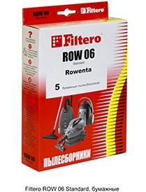 Пылесборник Filtero ROW 06 ЭКСТРА