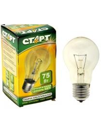 (02755) Э/лампа Б75 Е27 (100) мал (100)