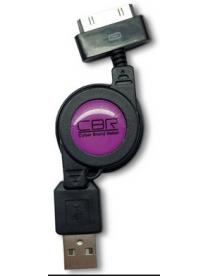Кабель USB для IPhone 4G/4GS на скрутке Human Friends