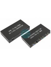 17-6909 КонвертерHDMI на YPbPr/VGA + 2 RCA REXANT