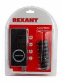 200-512-1 Блок питания для ноутбуков с автоматической регулировкой напряжения120 Вт REXANT