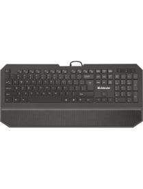 Клавиатура DEFENDER ММ Oscar SM-600 45602