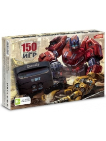 Dendy Transformers/Turok 150-in-1
