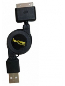 Кабель micro-USB на скрутке Human Friens Spring M