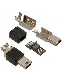 Штекер mini USB/100