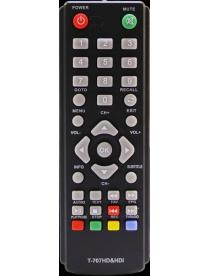 Пульт для GoldMaster T-707 (SKY VISION T2108) (DVB-T2)