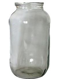 Стеклобанка I-82-1500 СКО 1.5л (12)