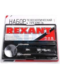12-4821 Телескопический магнит и зеркало в наборе (4 пр.) Rexant