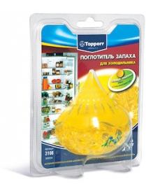TOPPERR 3108 Поглотитель запаха для холодильника Лимон