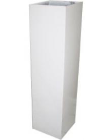 Вент.труба малая 126 ВТ-2 Элмат белый