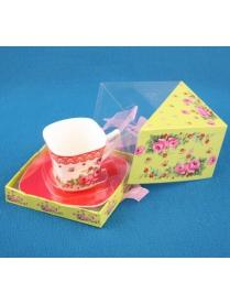 (61907) Набор чайный 2пр. 220мл (1чашка+1блюдце) (004469) 0030104