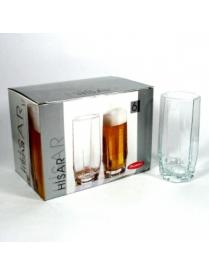 (01751) 42857Бор Хисар набор стаканов для пива 330мл 6шт (8)