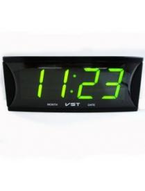 VST719С-2 часы 220В зел.цифры