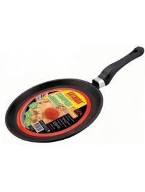 Сковорода 20см блинная а/п литая (65021) 2220