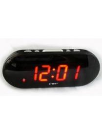 VST717-1 часы настольные 220В красн.цифры