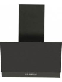 ELIKOR Рубин 50см антрацит/стекло черное