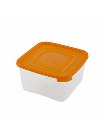 (022963) С670 Контейнер квадрат.1,0л для СВЧ (40)