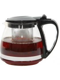 (73350) Заварочный чайник BONJART 700 мл., Жаропрочное стекло, метал. фильтр 3192