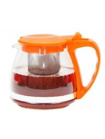 (73351) Заварочный чайник BONJART 700 мл., Жаропрочное стекло, метал. фильтр 3193