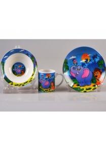 (73339) Набор посуды BONJART (3) предмета 3261