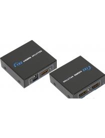 17-6901Делитель HDMI 1x2 REXANT