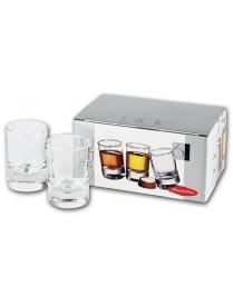 (16685) 42484B Набор стаканов SIDE 6 шт. 60 мл (водка)