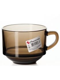 (73596) 55303SLBZT Кружка для супа БРОУНЗ 625 мл (закал.)