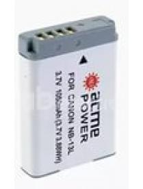 AcmePower NB-13L для PowerShot G7 X