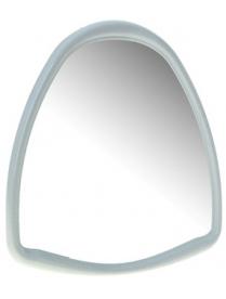 "(30989) Зеркало ""Элегия"" (белый мрамор) А0304 (10)"