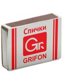 (73994) 600-210 Спички бытовые Grifon 10 коробков в упаковке (100)
