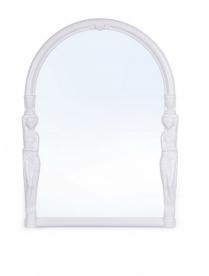 """(32629) Зеркало """"Вива эллада"""" (снежно-белый) АС16001 (5)"""