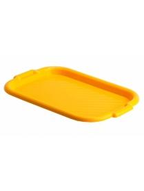 (13251) М1111 Поднос универсальный большой 33х49 см. Желтый