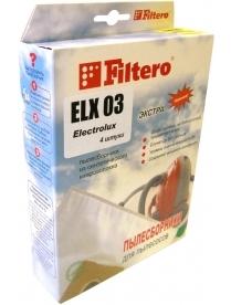 Пылесборник Filtero ELX 03 Экстра