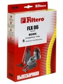 Пылесборник Filtero FLX 06 Standard