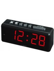 VST762-1 часы красные цифры