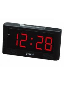 VST732-1 часы красные цифры
