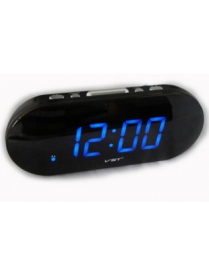 VST717-5 часы 220В син.цифры