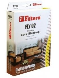 Пылесборник Filtero FLY 02 Эконом