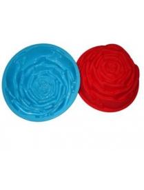 (74343) Форма для выпечки силиконовая Цветок №3 16-5,3см (KT-S-330)