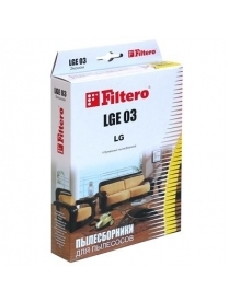 Пылесборник Filtero LGE 03 Эконом