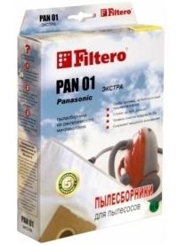 Пылесборник Filtero PAN 01 Эконом