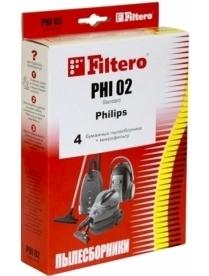 Пылесборник Filtero PHI 02 Эконом