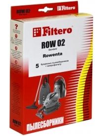 Пылесборник Filtero ROW 02 Standard