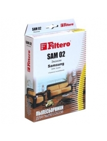 Пылесборник Filtero SAM 02 Эконом