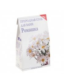 """(74805) """"Ромашка"""" природная соль для ванн 500 г"""