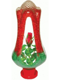 """(74820) 114 Соль с пеной для ванн цветочная """"Роза"""" 500 г"""